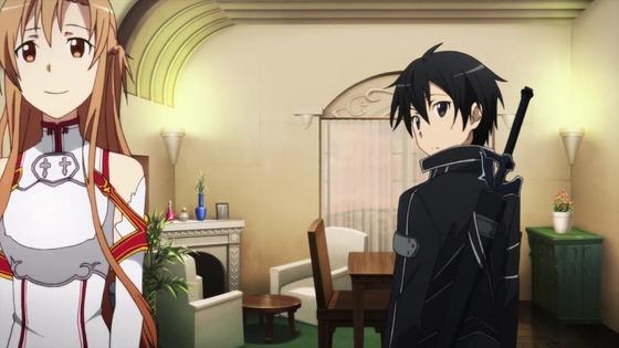 「SAO ソードアート・オンライン」8話感想 (53)
