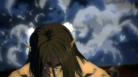 「進撃の巨人」67話(4期 8話)感想  (13)