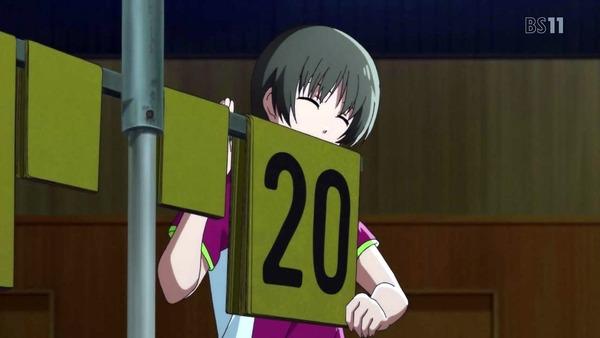 「はねバド!」2話感想 (27)