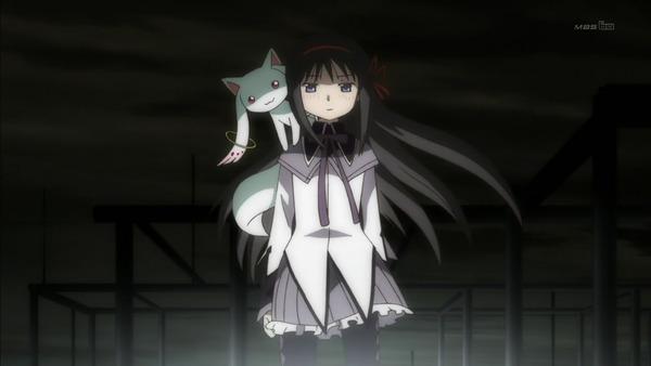 「まどか☆マギカ」叛逆の物語 (9)