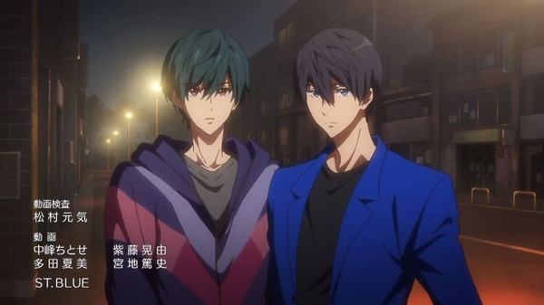 「Free! Dive to the Future」3期 1話 (75)