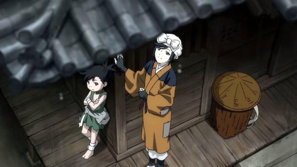「どろろ」第4話 感想 (6)