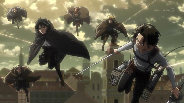 「進撃の巨人 Season3」(3期 2話)39話 (27)