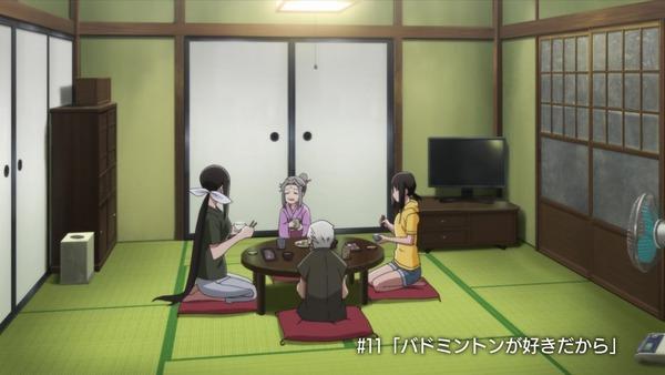 「はねバド!」11話感想 (2)