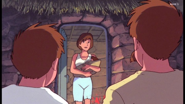 「未来少年コナン」第2話感想 画像  (34)