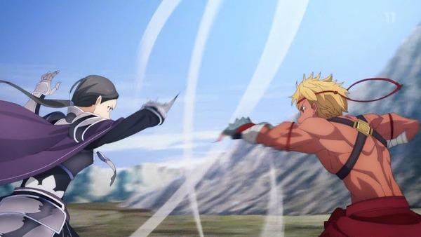 「SAO  アリシゼーション」2期 9話感想 画像  (6)