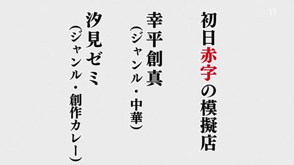 「食戟のソーマ 餐ノ皿(3期)」3話 (24)