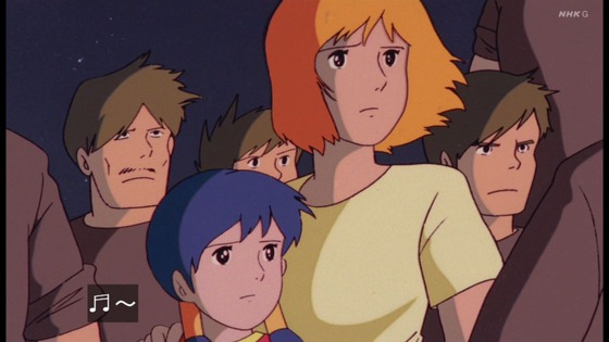 「未来少年コナン」第25話感想(実況まとめ)画像  (116)