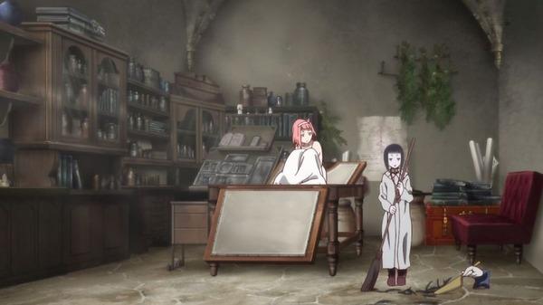 「神撃のバハムート VIRGIN SOUL」2話 (5)