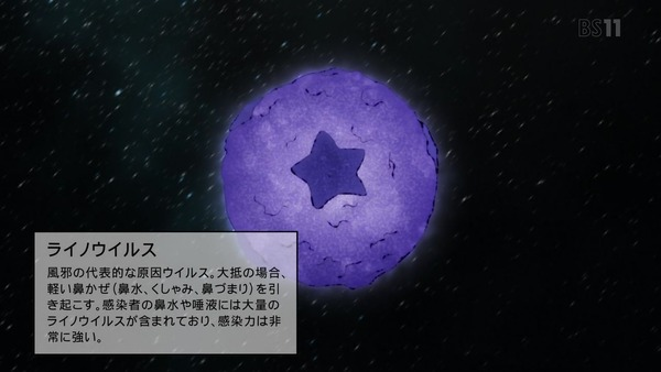 「はたらく細胞」特別編『風邪症候群』感想 (88)