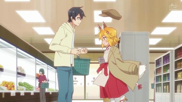 「世話やきキツネの仙狐さん」3話感想 (47)