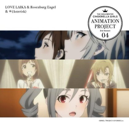 ​THE IDOLM@STER CINDERELLA GIRLS ANIMATION PROJECT 2nd Season 0​4​​