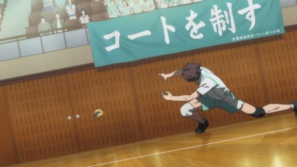 「ハイキュー!! セカンドシーズン」24話 (368)