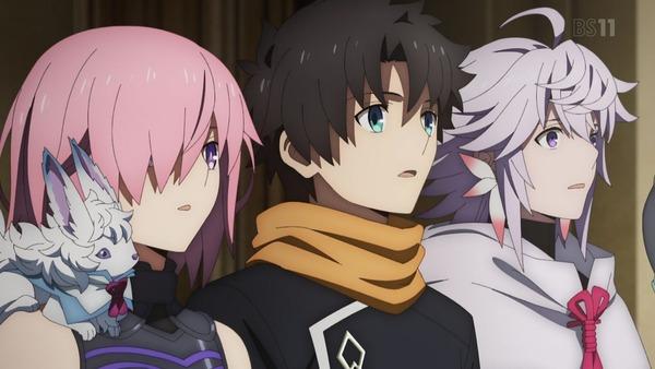 「FateGrand Order」FGO 6話感想 (4)