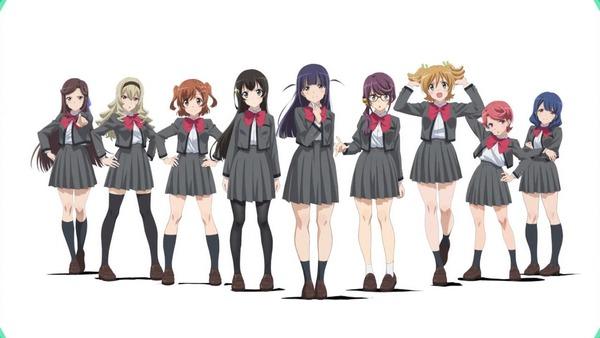 「少女☆歌劇 レヴュースタァライト」5話感想 (1)