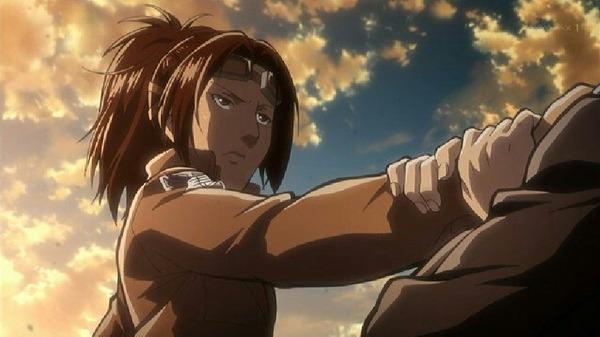 「進撃の巨人 Season2」26話 (3)