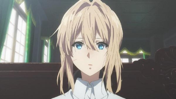 「ヴァイオレット・エヴァーガーデン」1話 (45)