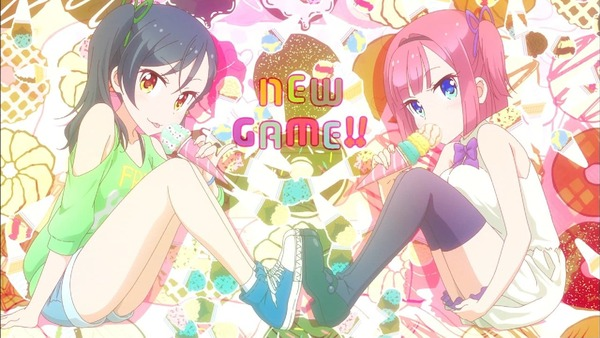 「NEW GAME!!」2期 10話 (38)
