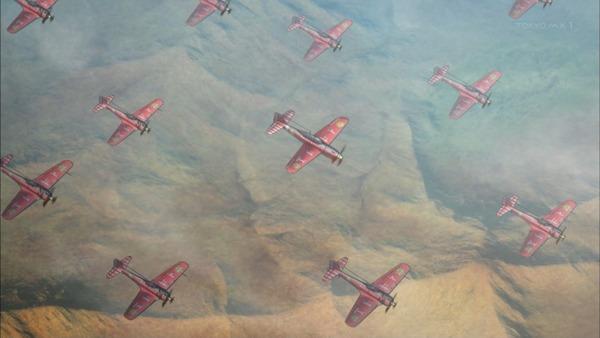 「荒野のコトブキ飛行隊」3話 感想 (45)