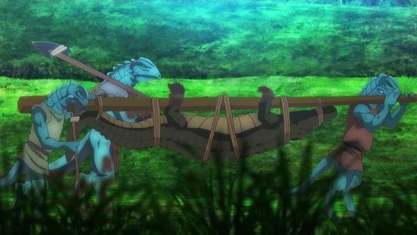 「異世界食堂」4話 (3)