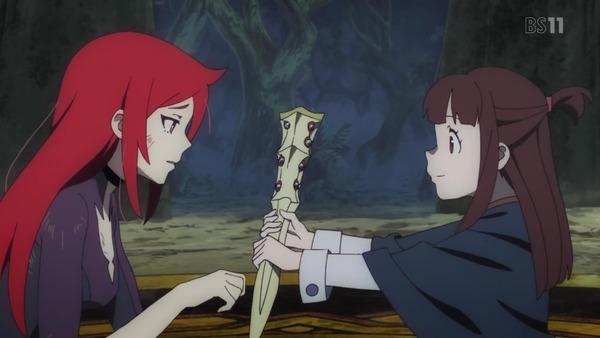 「リトルウィッチアカデミア」24話 (53)