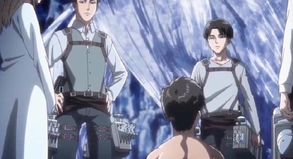 「進撃の巨人 Season3」(3期 8話)45話感想 (31)