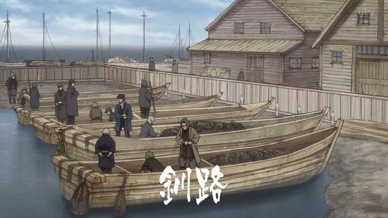 「ゴールデンカムイ」32話(3期 8話)感想 画像(実況まとめ) (14)