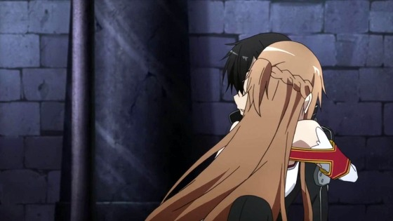「SAO ソードアート・オンライン」9話感想 (129)
