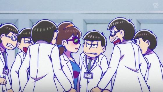 「おそ松さん」第3期 第2話感想 画像  (22)