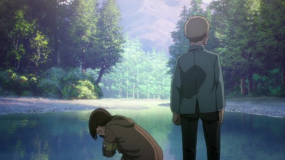 「進撃の巨人」70話(4期 11話)感想 (12)