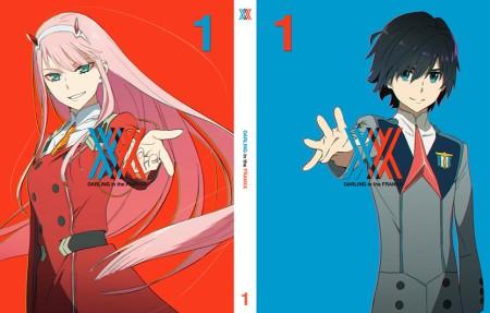 ダーリン・イン・ザ・フランキス 1(完全生産限定版) [Blu-ray]
