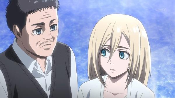 「進撃の巨人 Season3」(3期 6話)43話感想 (4)