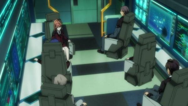 「アクティヴレイド 機動強襲室第八係」 (2)