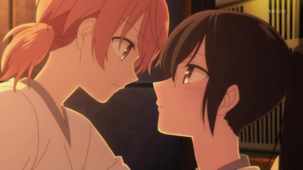 「やがて君になる」9話 感想 キスは葛藤と隔たりを鮮明にしていく。聴かせられない胸の高鳴りに耐える侑が切ない……。(画像)