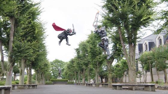 「仮面ライダーセイバー」第4話感想  (12)