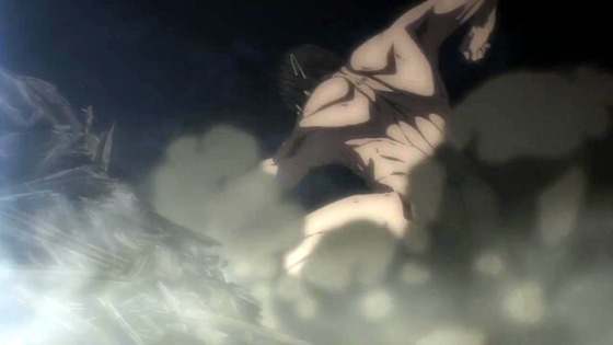 「進撃の巨人」65話(4期 6話)感想  (33)