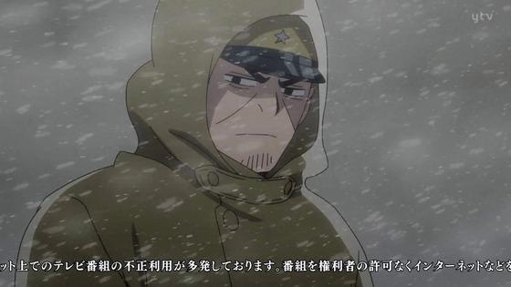 「ゴールデンカムイ」31話(3期 7話)感想 画像 (17)