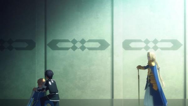 「アリシゼーション」SAO3期  (4)