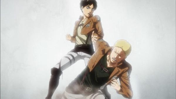 「進撃の巨人 Season2」32話 (19)