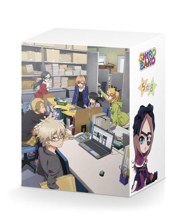 SHIROBAKO第5巻~第8巻セット