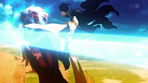 「FateGrand Order 絶対魔獣戦線バビロニア」FGO 1話感想 (41)
