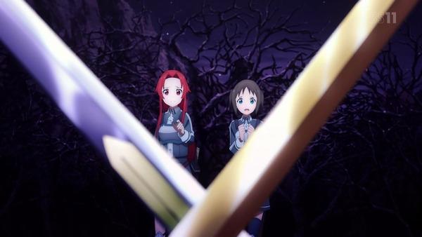 「SAO アリシゼーション」2期 10話感想 画像 (10)