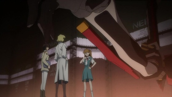 「ヱヴァンゲリヲン新劇場版:破」感想 (383)