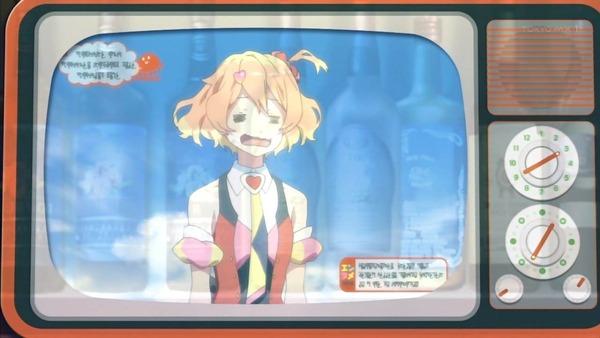 「マクロスΔ(デルタ)」4話感想 (3)