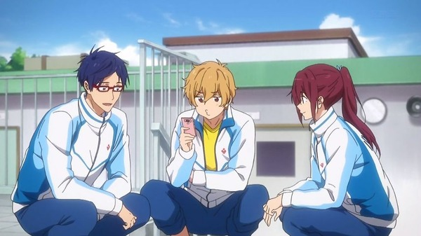 「Free! Dive to the Future」3期 1話 (41)