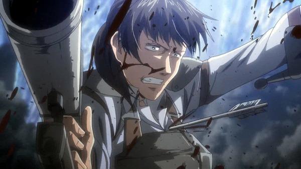 「進撃の巨人 Season3」(3期 7話)44話 (11)