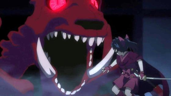 「半妖の夜叉姫」第5話感想 画像 (85)