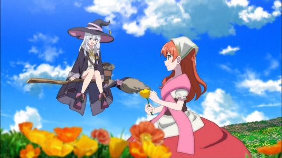「魔女の旅々」第3話感想 画像 (4)