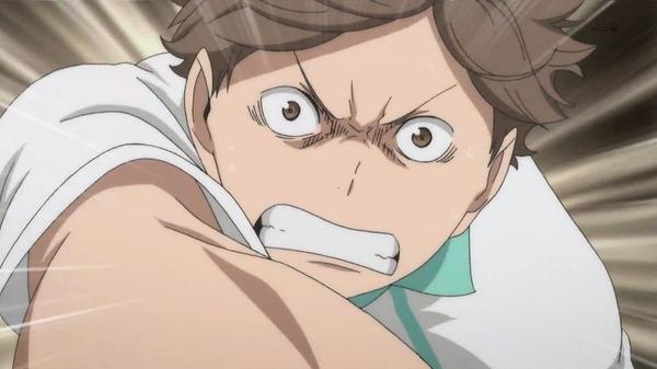 「ハイキュー!! セカンドシーズン」24話 (46)