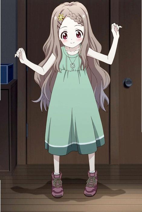 ヤマノススメ (17)